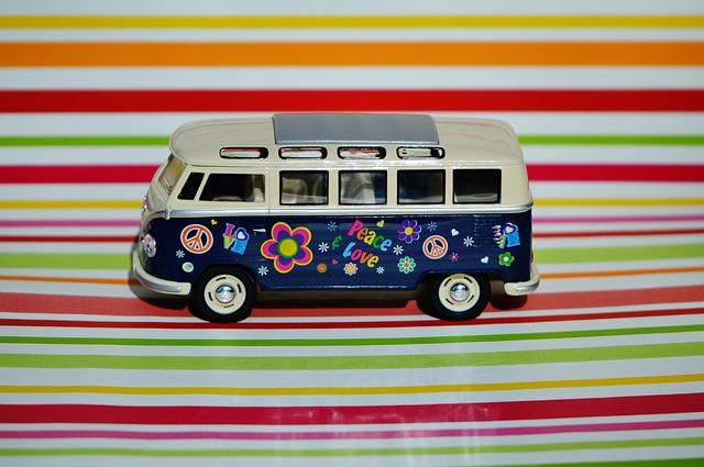 známý autobus VW