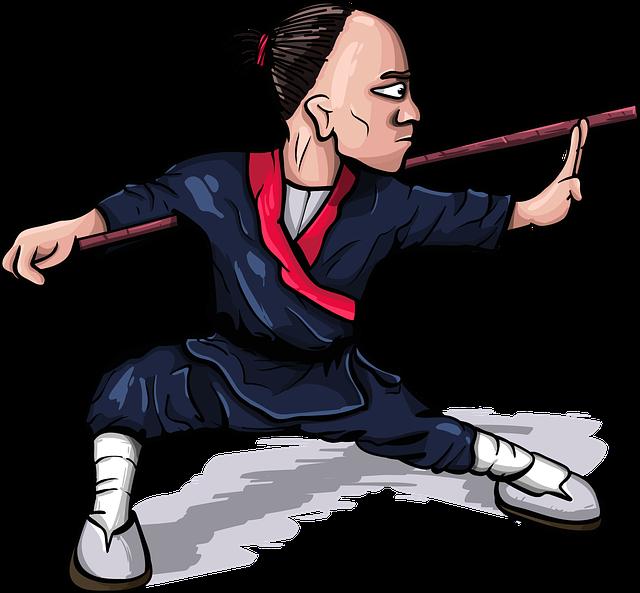 bojovník s culíkem