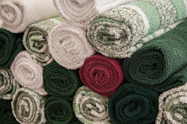 ruličky z ručníků