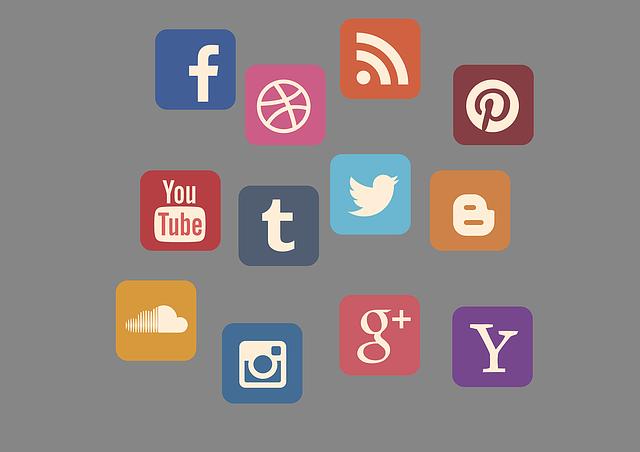 internetové ikony
