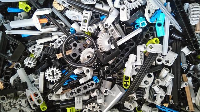 LEGO® Technic nabízí nespočet možností